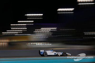 Pruebas en Abu Dhabi de noviembre