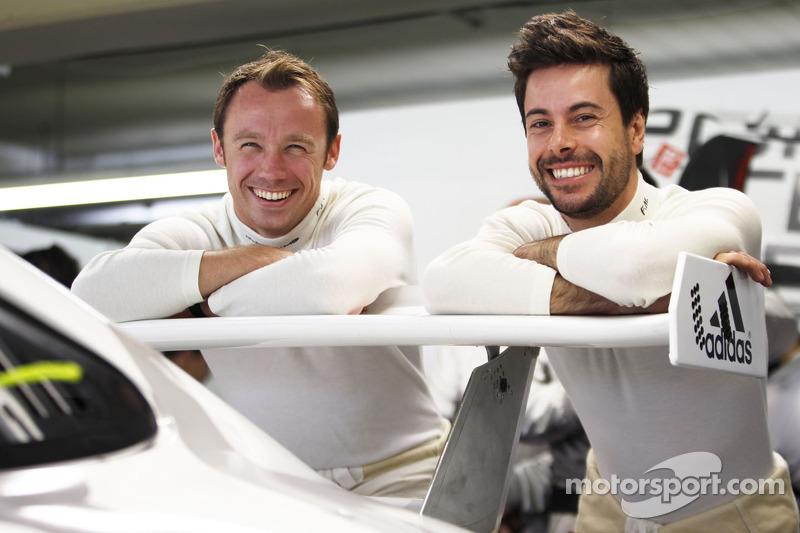 Patrick Pilet, Frederic Makowiecki, Porsche Team