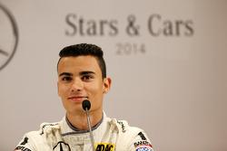 Паскаль Верляйн. Шоу Stars and Cars от Mercedes AMG, Презентации.