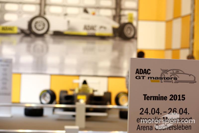 ADAC GT Masters display