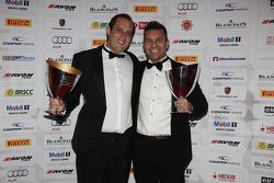 Blancpain Endurance Series Gentlemen Trophy para el equipo Parker Racing - Julian Westwood, terceros de la clasificación