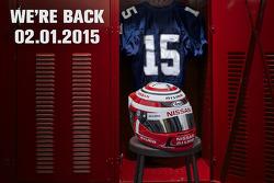 Nissan tendrá un comercial en el Super Bowl 2015