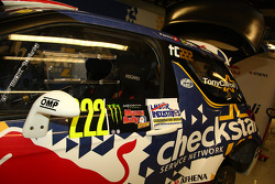 Tony Cairoli e Matteo Romano, Citroën DS3 WRC