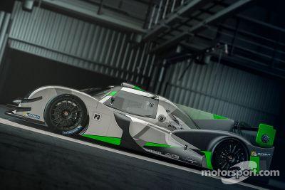 Изображения прототипа Las Motorsport LMP3