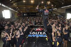 2014 冠军 杰米·温卡普, 红牛霍顿车队
