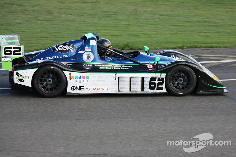 #62 Team Vegas Radical SR3:希恩·雷霍尔