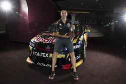 Jamie Whincup, six fois champion V8 Supercars