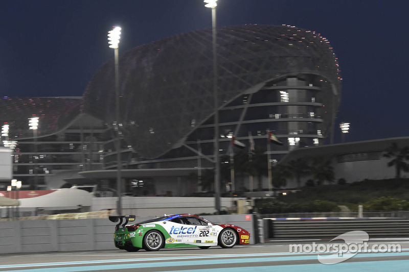 #202 Ferrari of Houston: Ricardo Perez
