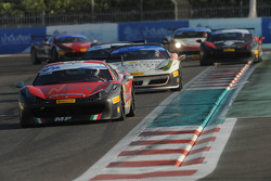 #50 Ferrari 458