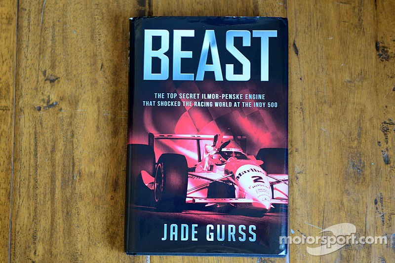Jade Gurss 'The Beast