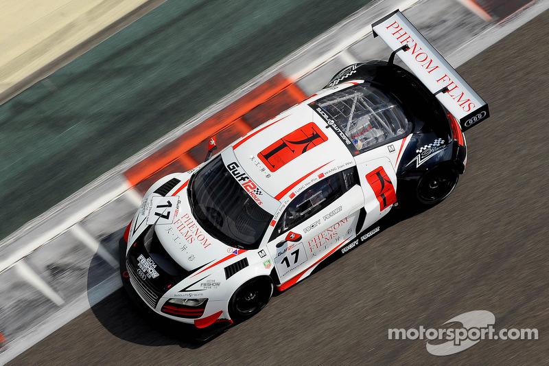 #17 Absolute Racing Audi R8 LMS GT3: Xiao Jin Li, Ho-Pin Tung, Jian Wei Wang