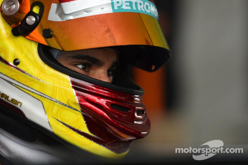 Pascal Wehrlein, DTM, Mercedes