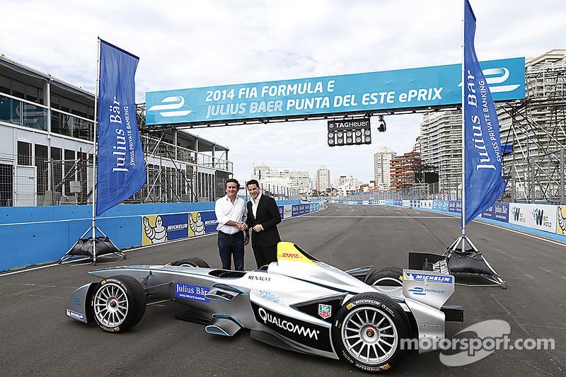 Этап Формулы Э в Пунта-дель-Эсте, пятничные тесты.