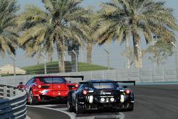 #11 Kessel Racing 法拉利 458 GT3: 瓦迪姆·吉特林, 马尔科·弗雷扎, 伊萨克·图图穆鲁