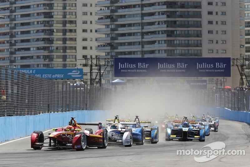 Partenza:Nelson Piquet Jr., China Racing al comando