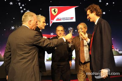Ferrari sporting awards