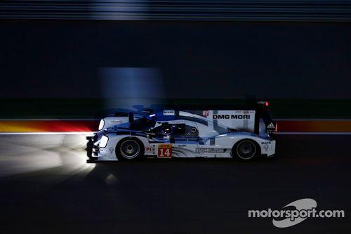 Porsche december test