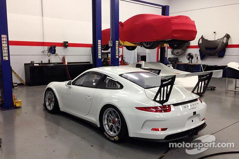 La nuova Porsche 911 GT3 DragonSpeed