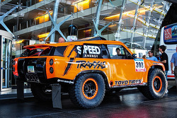 The Gordini for team Robby Gordon