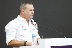 Etienne Lavigne, directeur du Dakar