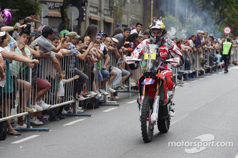 #5 Honda: Helder Rodrigues