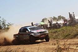 #313 Toyota: Lucio Alvarez, Roberto Patti
