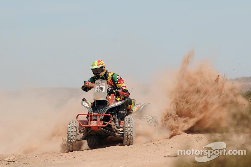 #265 Honda: Santiago Hansen