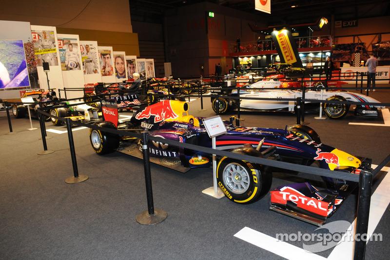 Reb Bull Racing F2