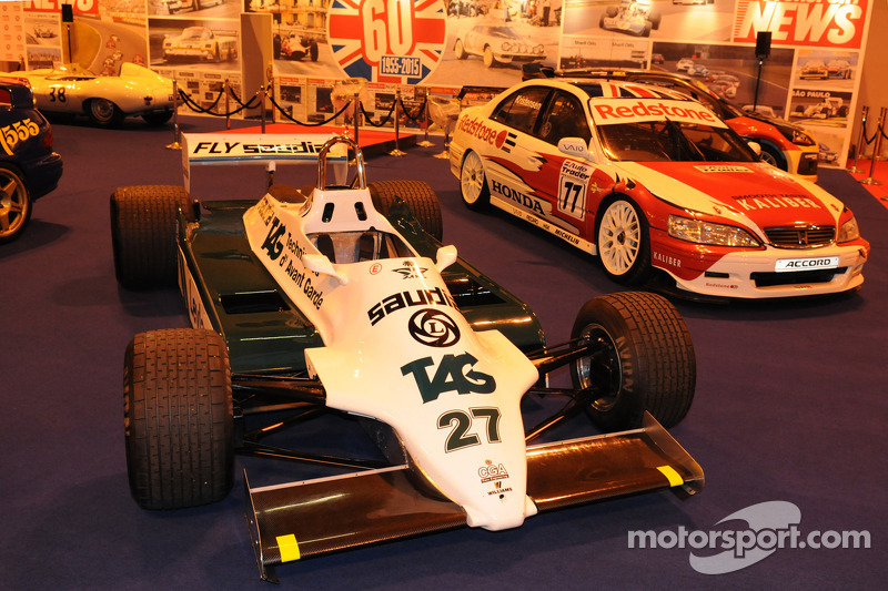 Historic Williams F1