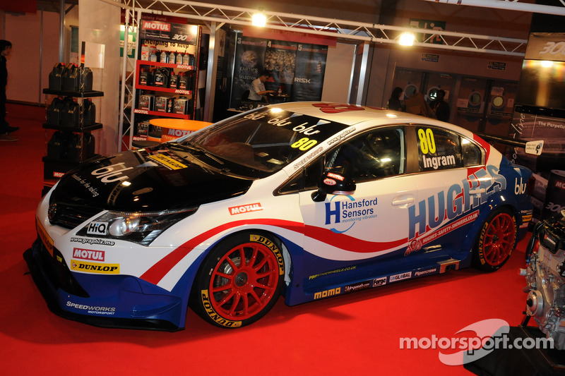 Tom Ingram, Speedworks Toyota Avensis