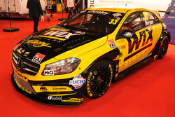 Adam Morgan, Wix Racing,梅赛德斯A-Class