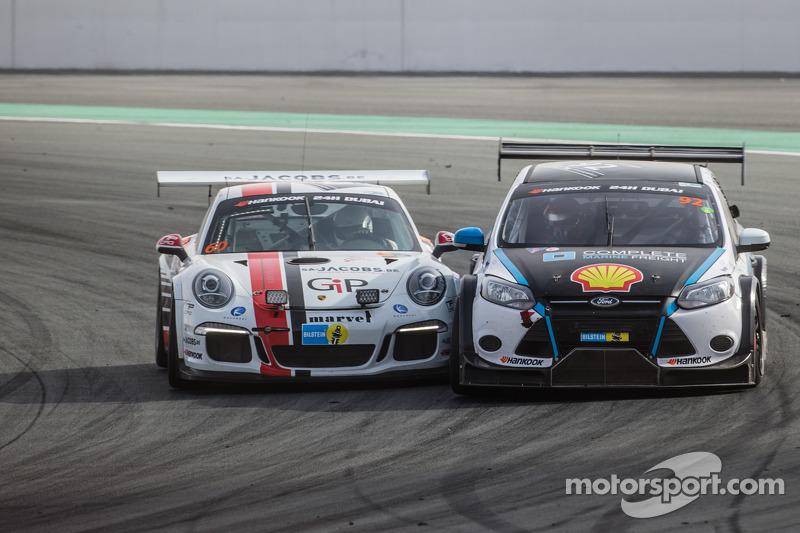 #60 Speedlover Porsche 991 Cup: Philippe Richard, Pierre-Yves Paque, Vincent de Spriet, Yves Noel та