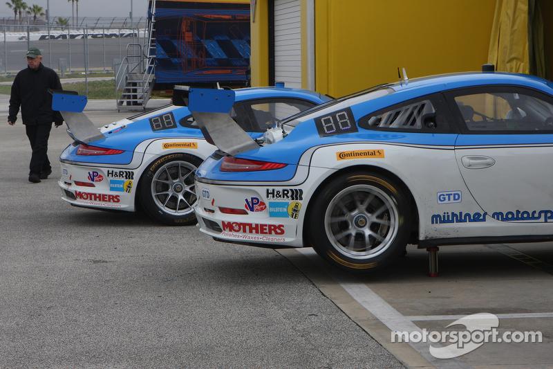 Mülner Motorsport, Porsche