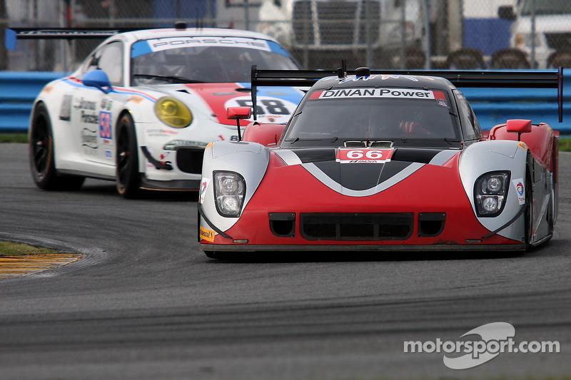 #66 RG Racing,宝马/Riley: Shane Lewis, Robert Gewirtz, Mark Kvamme