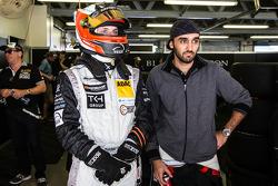 Yelmer Buurman e Abdulaziz Al Faisal