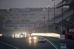 #27 Motorsport Mercedes SLS AMG GT3 Araçları: Tim Müller, Dirg Parhofer, Jürgen Krebs, Pierre Ehret, Norbert Pauels