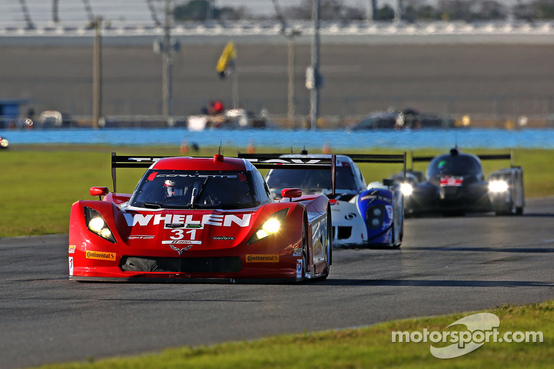 #31 Action Express Racing, Corvette DP: Eric Curran, Dane Cameron, Phil Keen, Max Papis