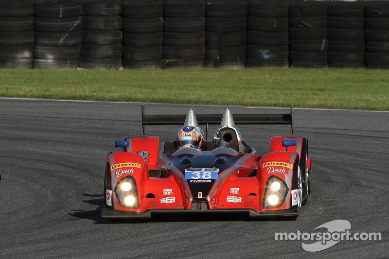 #38 Performance Tech Motorsports, Oreca FLM09: James French, Jerome Mee, Dalton Sargent, David Ostel