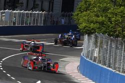 Хайме Альгерсуари. Этап Формулы Э в Буэнос-Айресе, субботняя гонка.