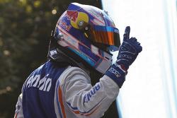 Антониу Феликс да Кошта. Этап Формулы Э в Буэнос-Айресе, субботняя гонка.