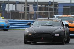 #99 Automatic Racing, Aston Martin: Rob Ecklin, Steve Phillips