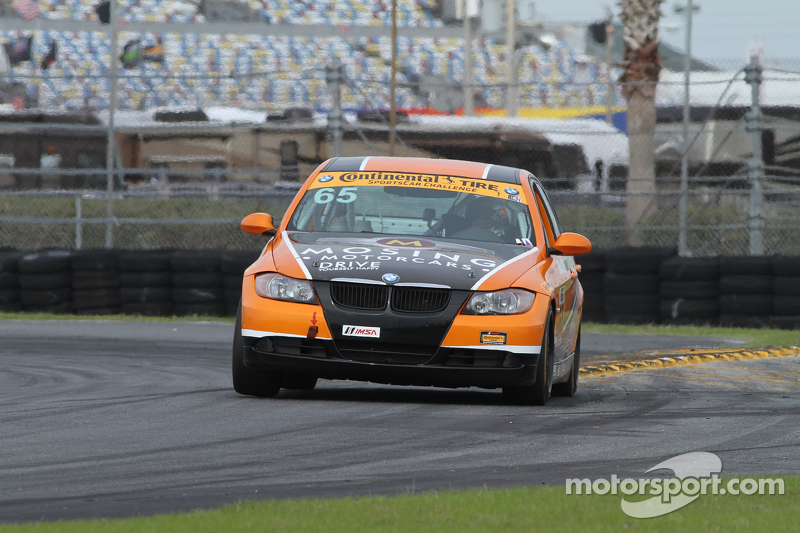 #65 Murillo Racing,宝马328i: Tim Probert, Brent Mosing, Justin Piscitell