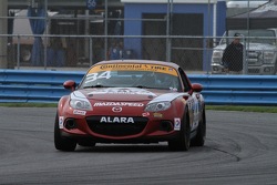 #34 Alara Racing, Mazda MX-5: Christian Szymczak, Devin Jones, Kenton Koch, Randy Pobst