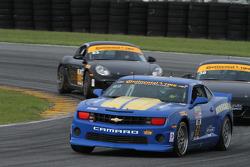 #62 Mitchum Motorsports,科迈罗 GS.R: Dylan Murcott, Oskar Kruger