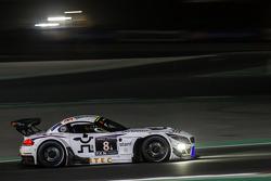 #8 Triple Eight, BMW Z4 GT3: Lee Mowle, Joe Osborne, Jacques Duyver, Charlie Hollings