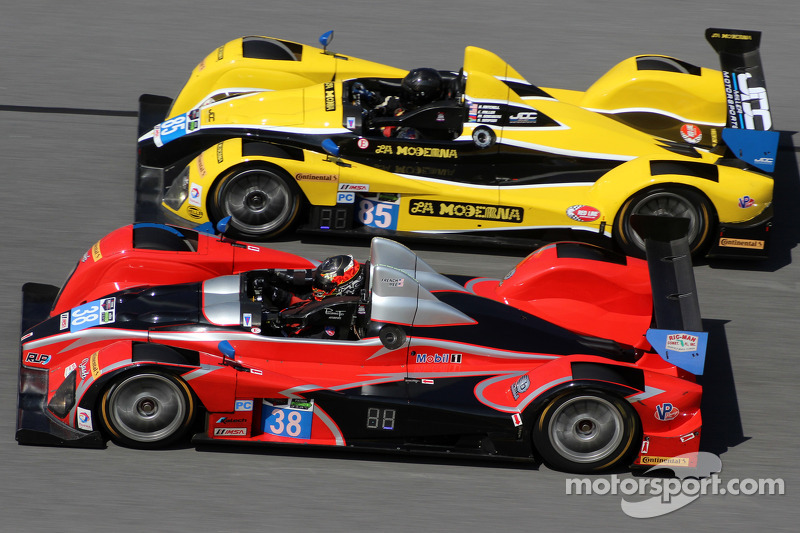 #38 Performance Tech Motorsports Oreca FLM09: James French, Jerome Mee, Dalton Sargent, David Ostell