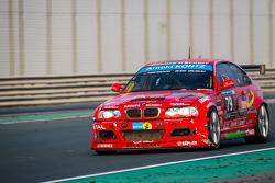 #79 DUWO Racing, BMW M3: Jean-Marie Dumont, Maurice Faber, Thierry Chkondali, Frédéric Schmit, Nicolas Schmit