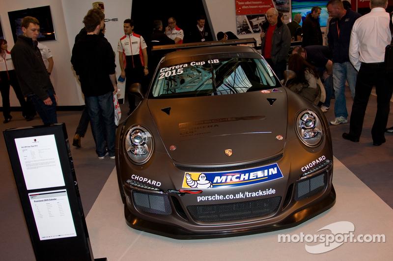 Porsche Carerra Cup-Car