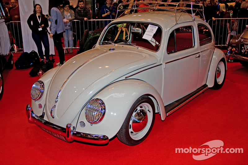 Tampilan VW Beetle Coys Auction Car