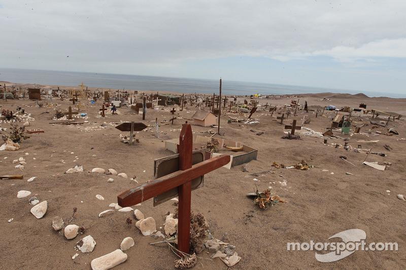 Örtlicher Friedhof
